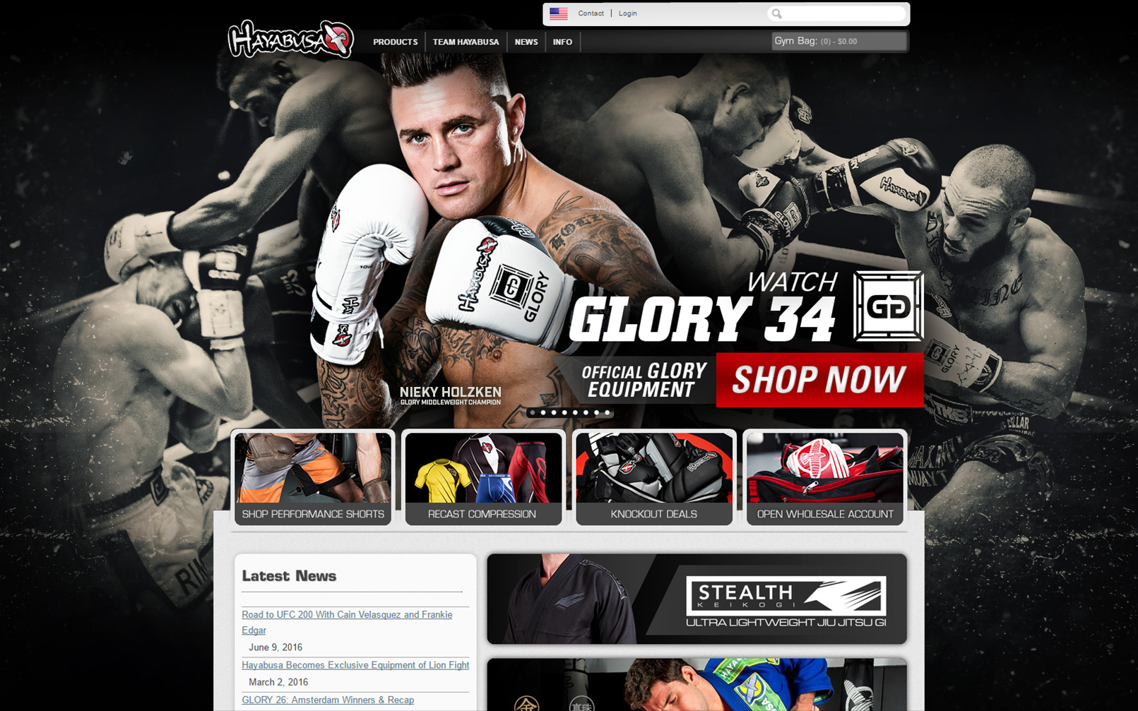 Glory34 - Fight-Week -