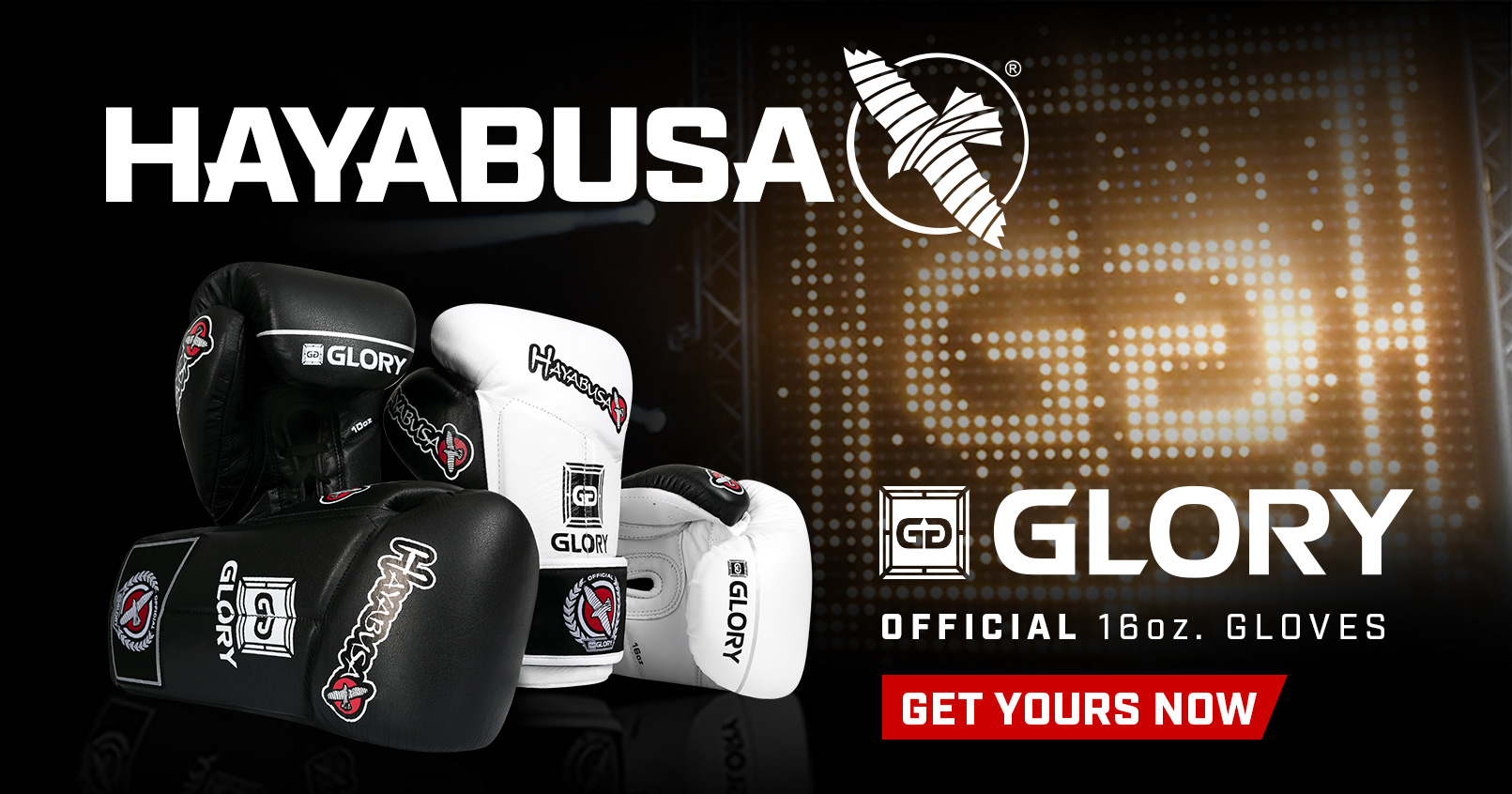 Glory - 16oz Gloves - Launch
