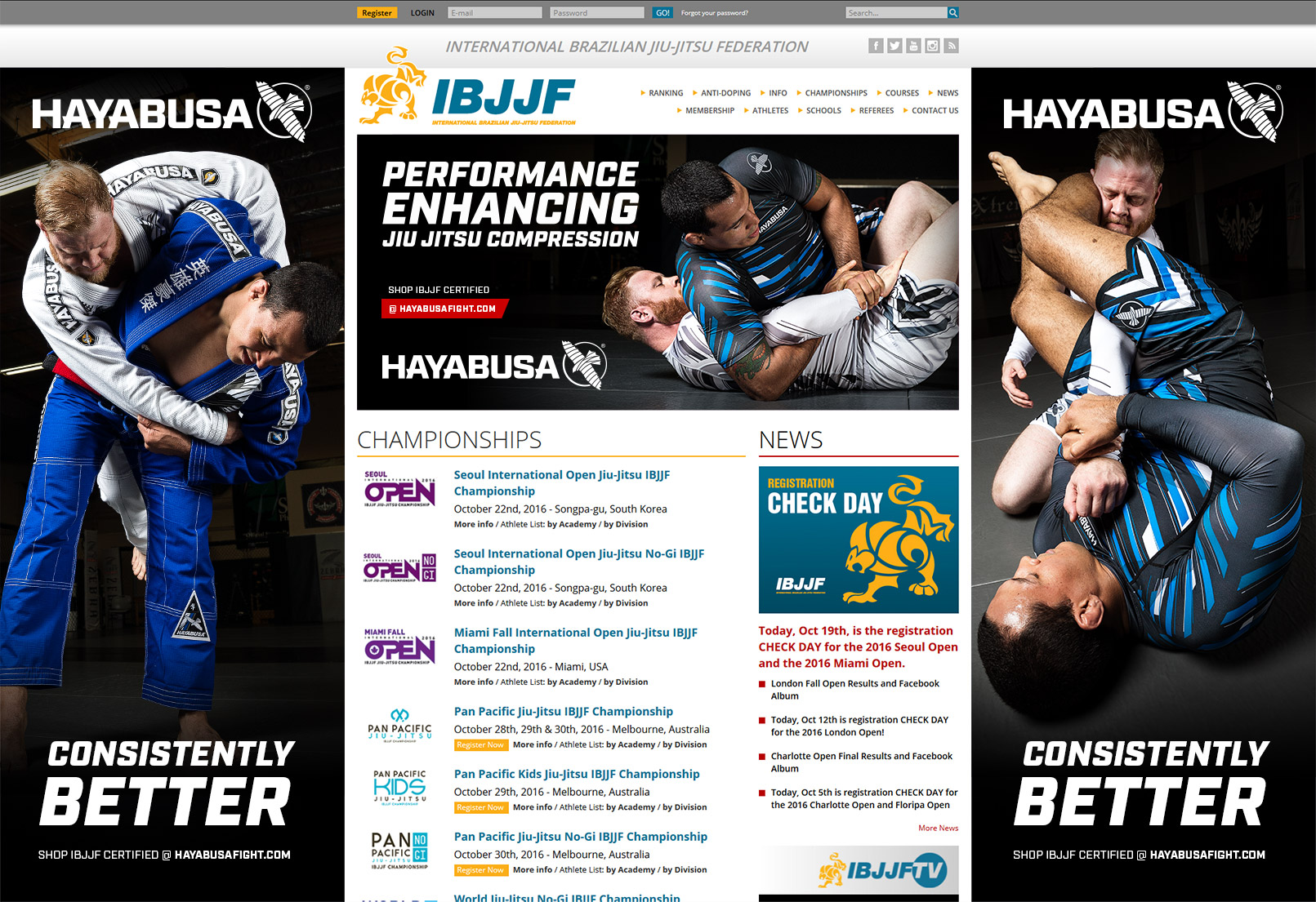 IBJJF Takeover - Metaru Charged - Shinju 3