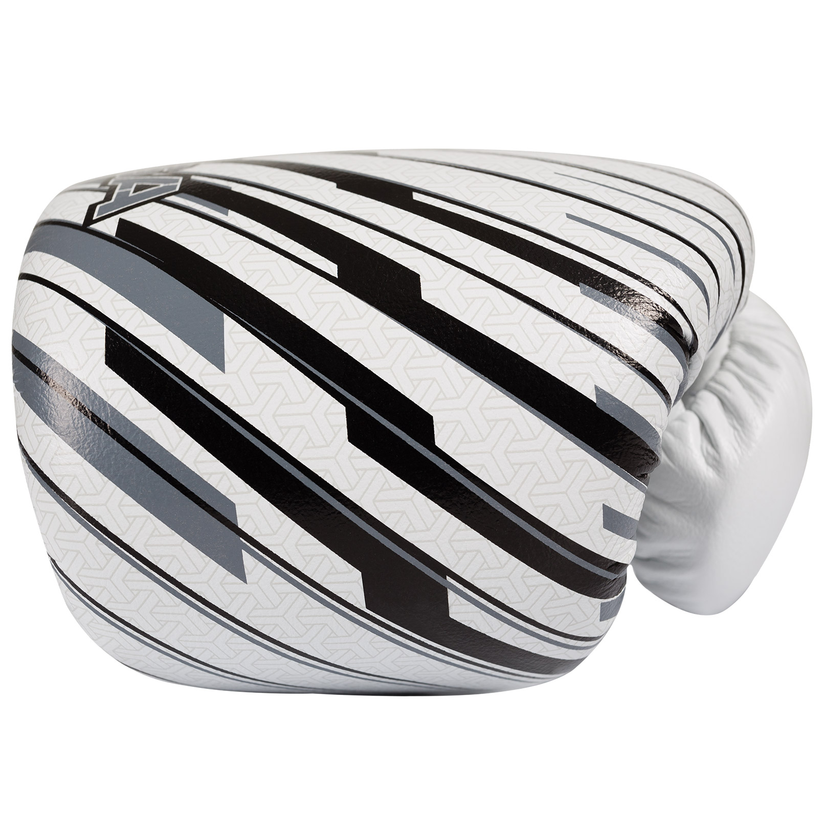 Ikusa Charged - Boxing Gloves - Detail - White