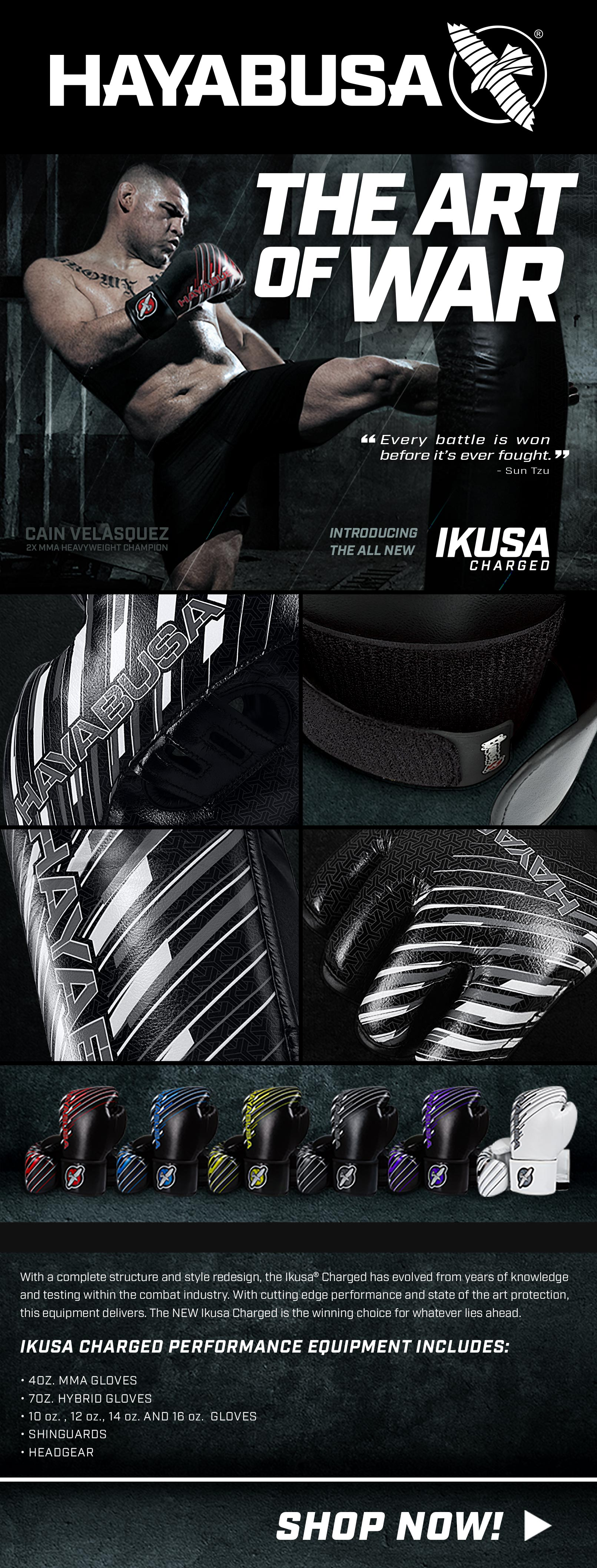 Ikusa Charged - Consumer Newsletter