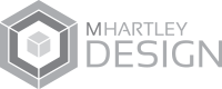M Hartley Design Logo