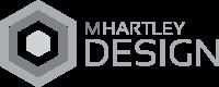 M Hartley Design Logo