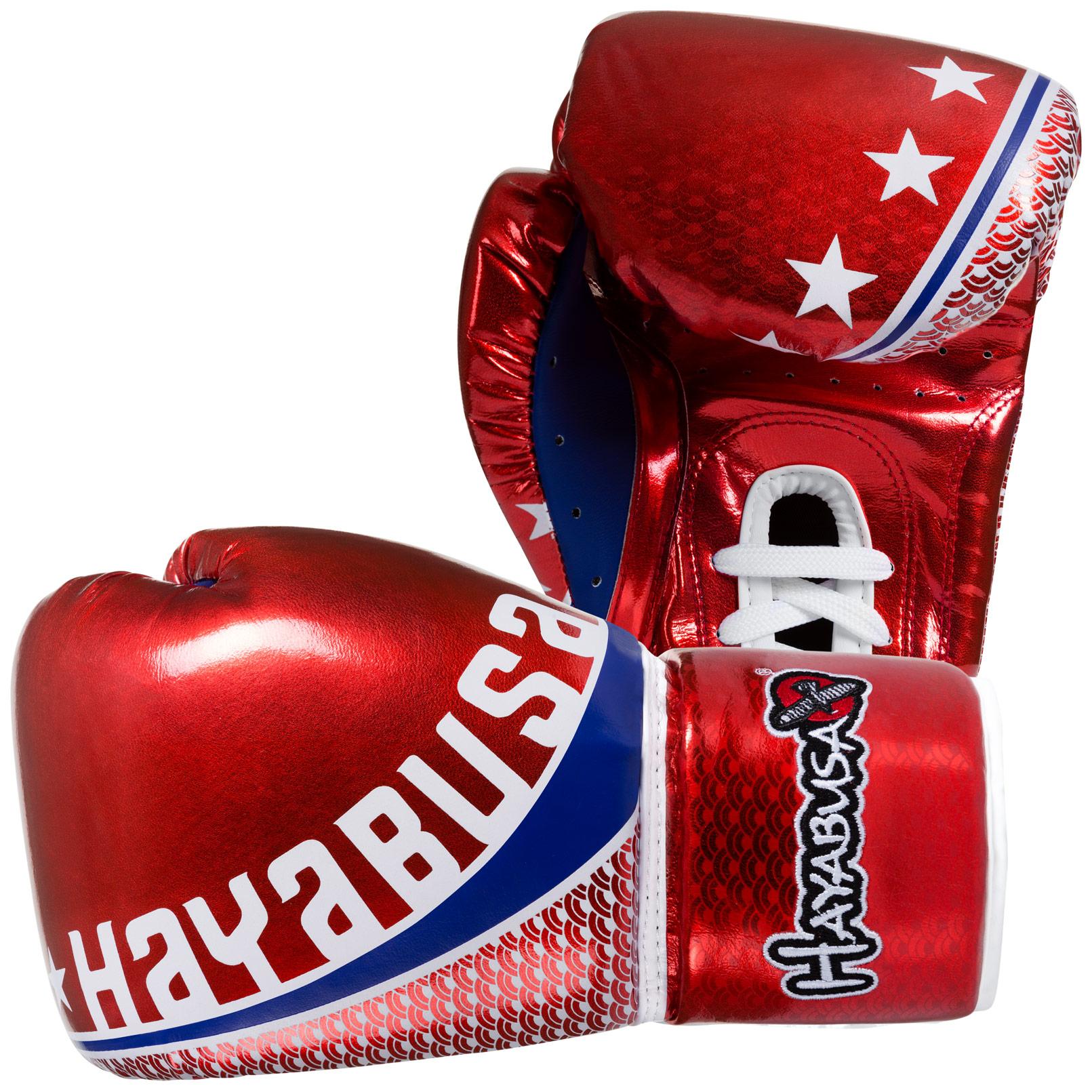 Muay Thai Gloves - red