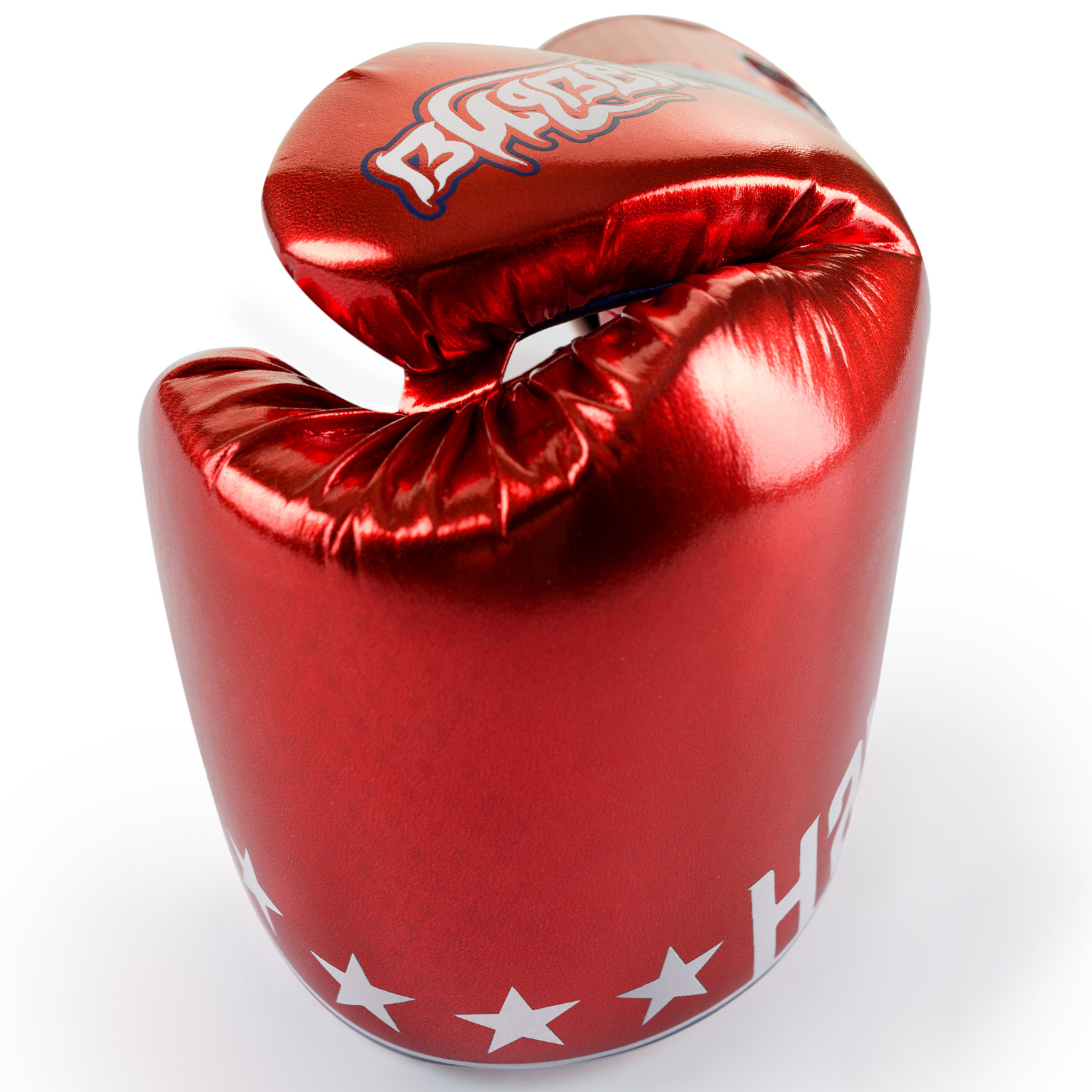 Muay Thai Gloves - surface - red