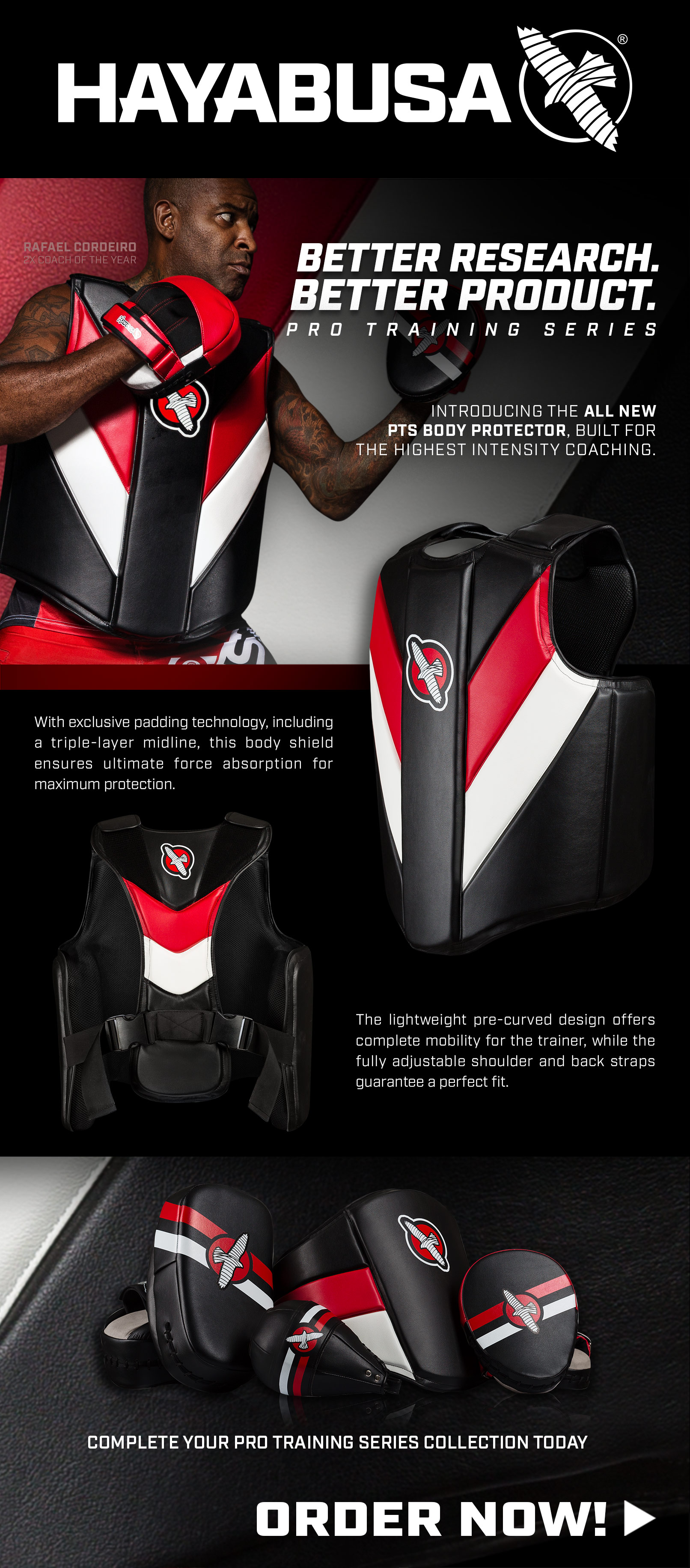 PTS Body Protector - Newsletter