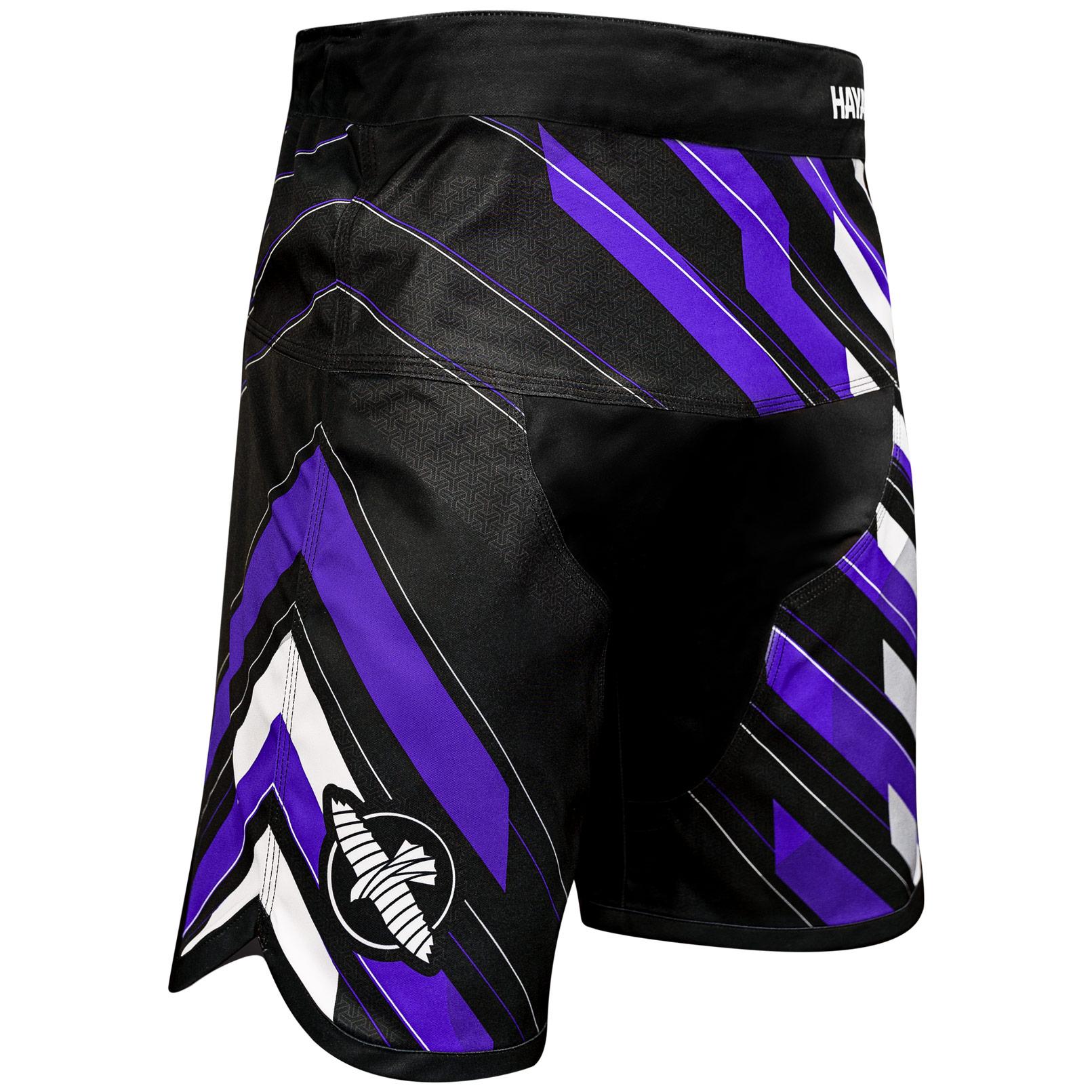 Metaru Charged - Jiu Jitsu Shorts - Purple