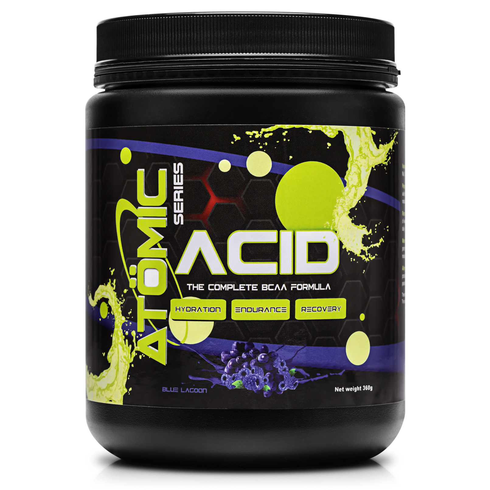 Atomic Series BCAA - Blue Lagoon