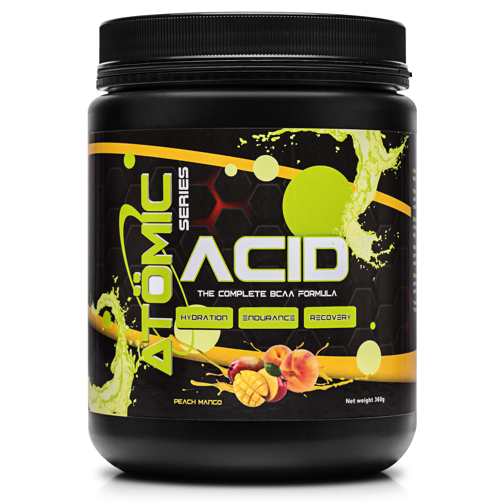 Atomic Series BCAA - Peach Mango