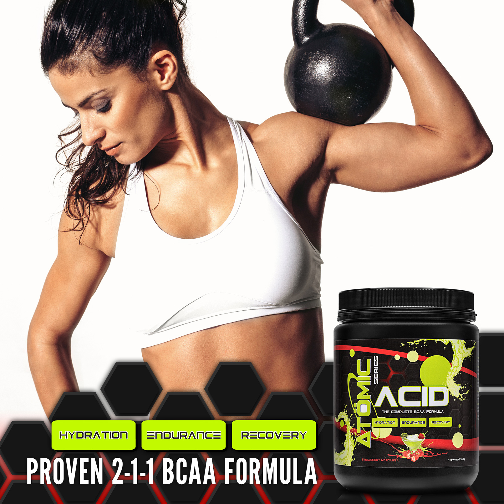 BCAA Female - Proven 2-1-1-Ratio