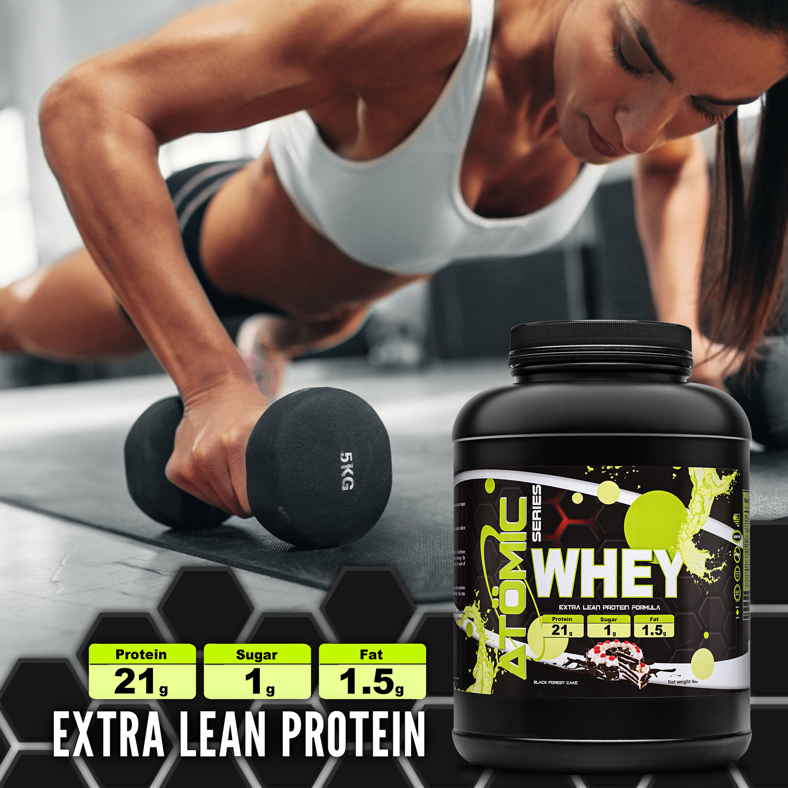 WHEY Female - Extra Lean Protein